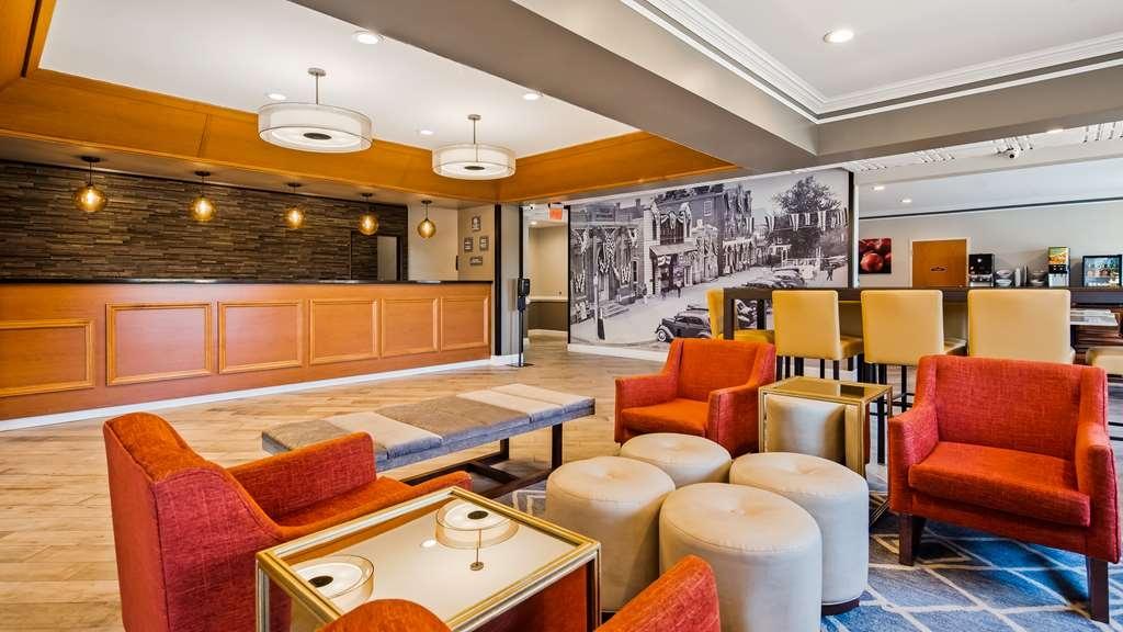 Best Western Denton Inn - Lobbyansicht