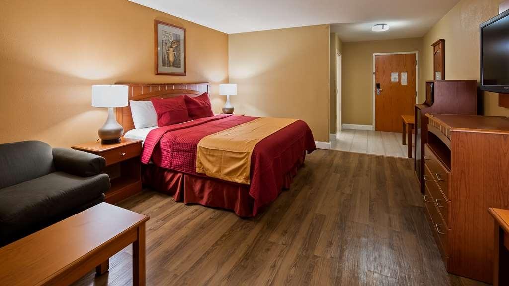 Best Western Denton Inn - Gästezimmer/ Unterkünfte