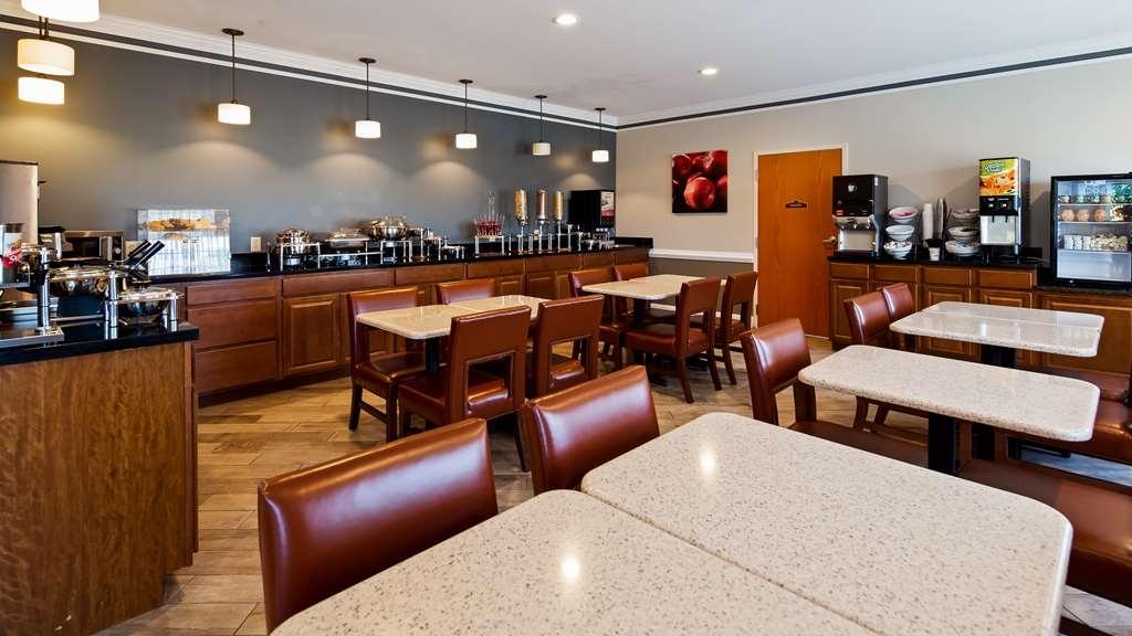 Best Western Denton Inn - Restaurant / Gastronomie