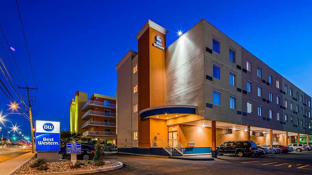 Best Western Ocean City Hotel & Suites - Facciata dell'albergo