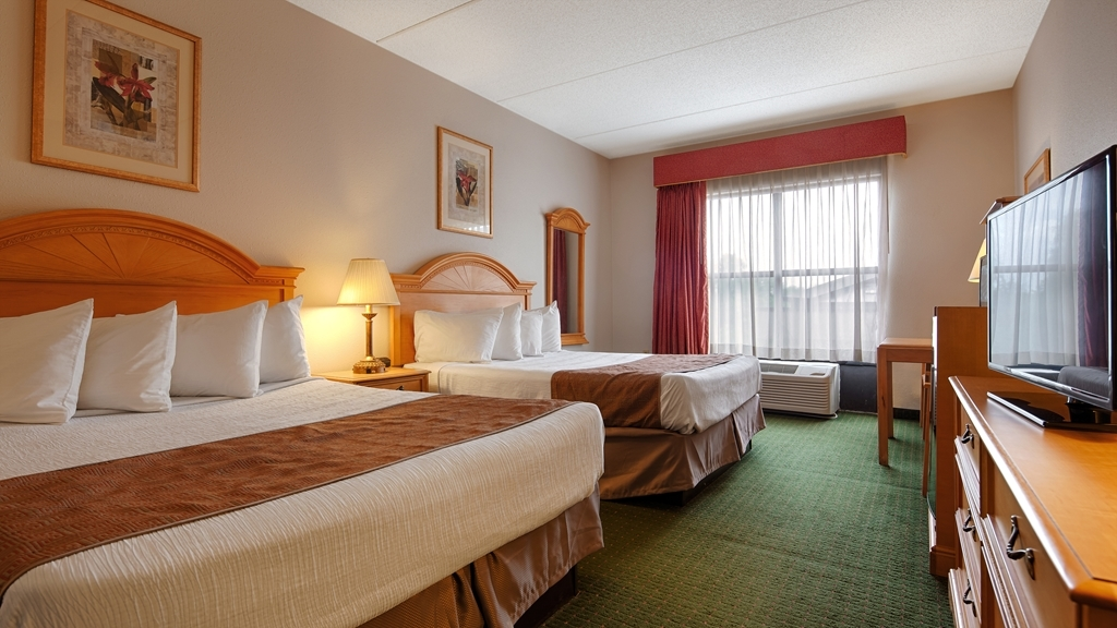 Best Western North East Inn - standard-doppelzimmer
