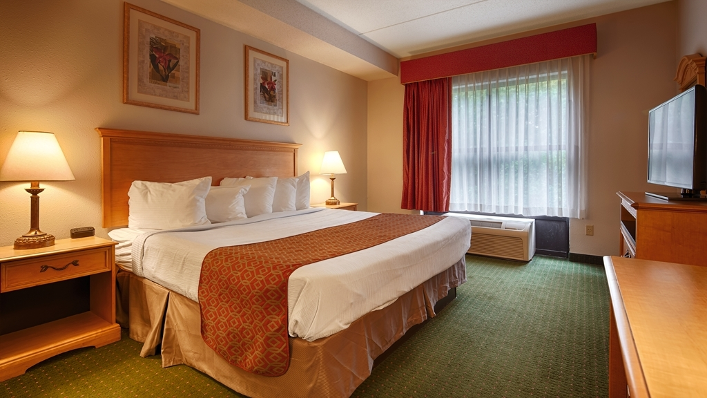 Best Western North East Inn - standard-zimmer