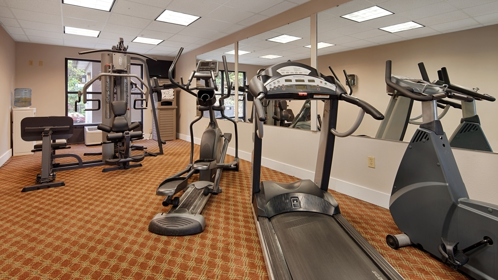 Best Western North East Inn - fitnessraum