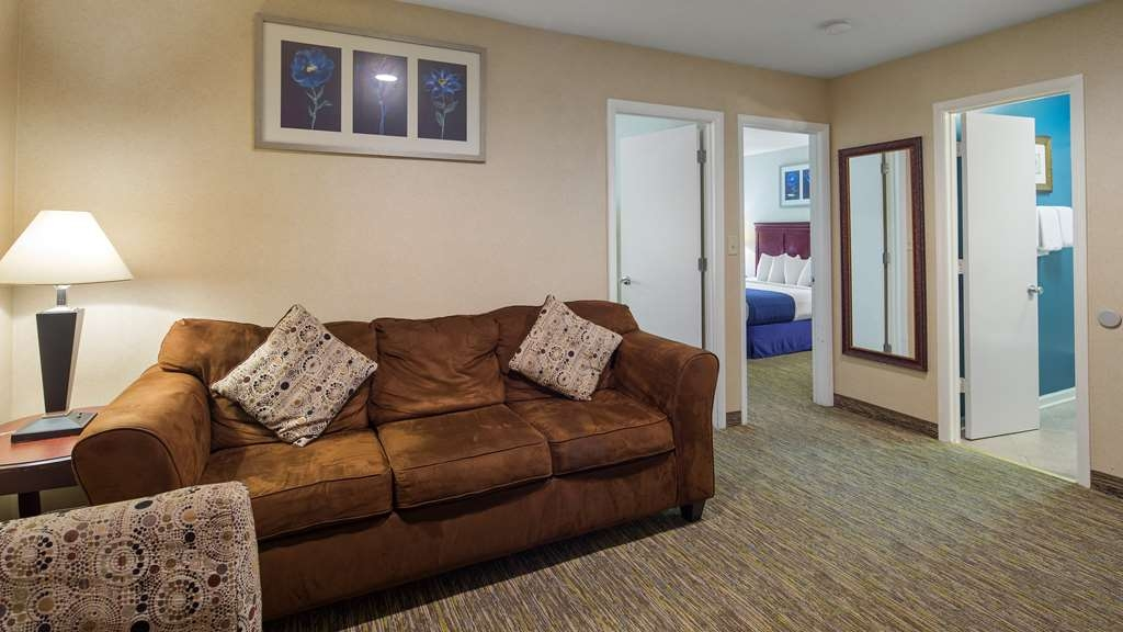 Best Western Historic Frederick - Suite
