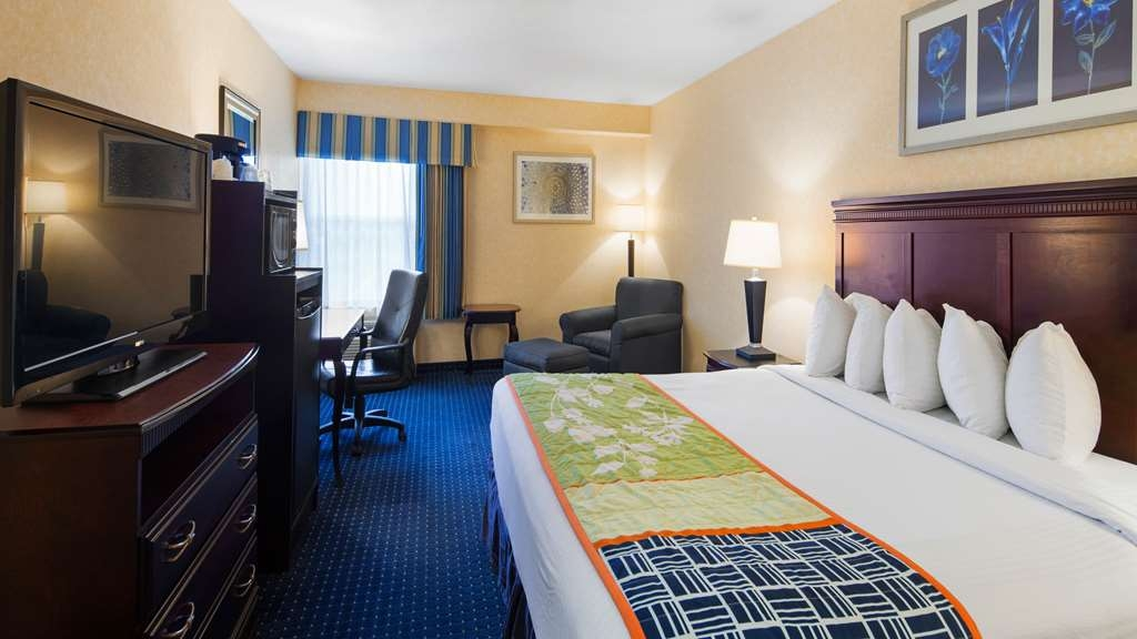 Best Western Historic Frederick - Chambres / Logements