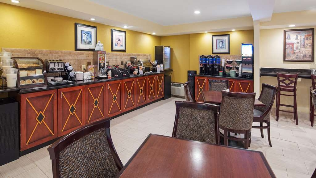 Best Western Historic Frederick - Breakfast Area
