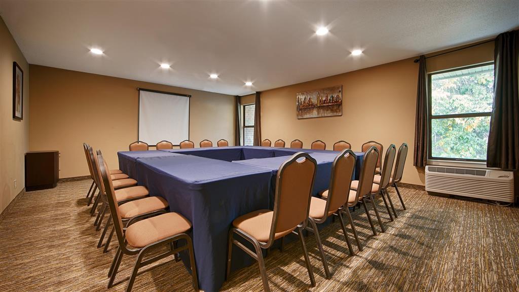 Best Western Historic Frederick - Salle de réunion