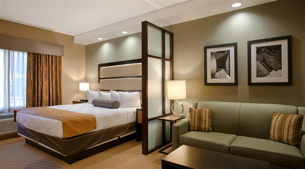 Best Western Plus College Park Hotel - Chambre