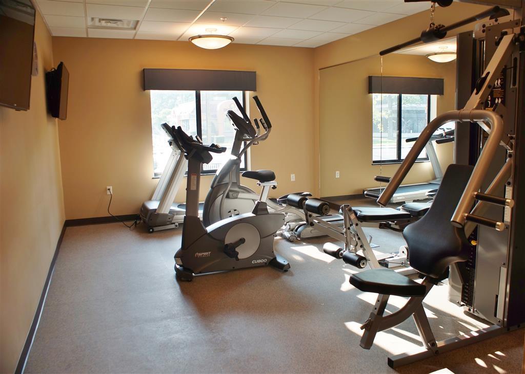 Best Western Plus College Park Hotel - Fitnessstudio