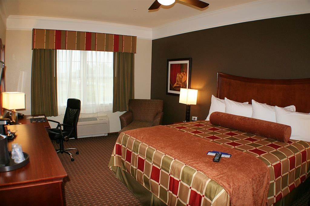 Best Western Plus Easton Inn & Suites - Executive-Suite mit Kingsize-Bett