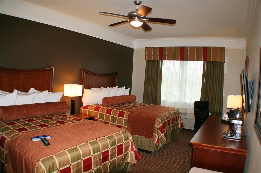 Best Western Plus Easton Inn & Suites - Chambres / Logements