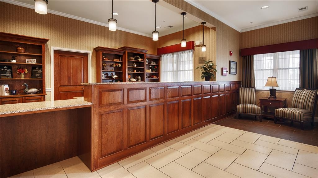 Best Western Plus Easton Inn & Suites - Lobbyansicht