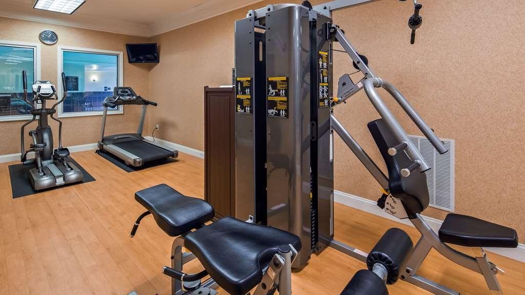 Best Western Plus Easton Inn & Suites - Club de salud