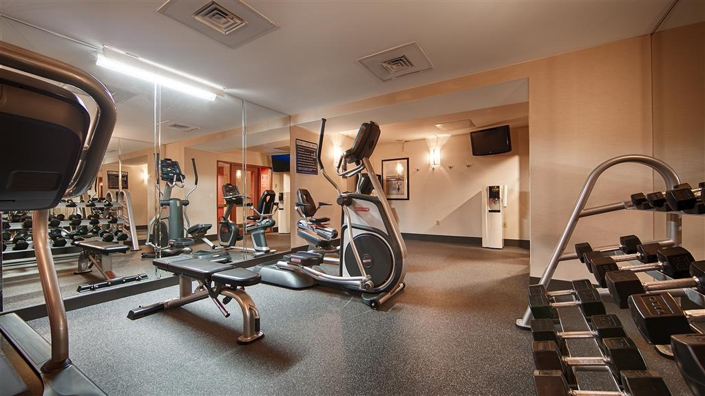 Best Western Plus BWI Airport North Inn & Suites - Sala fitness