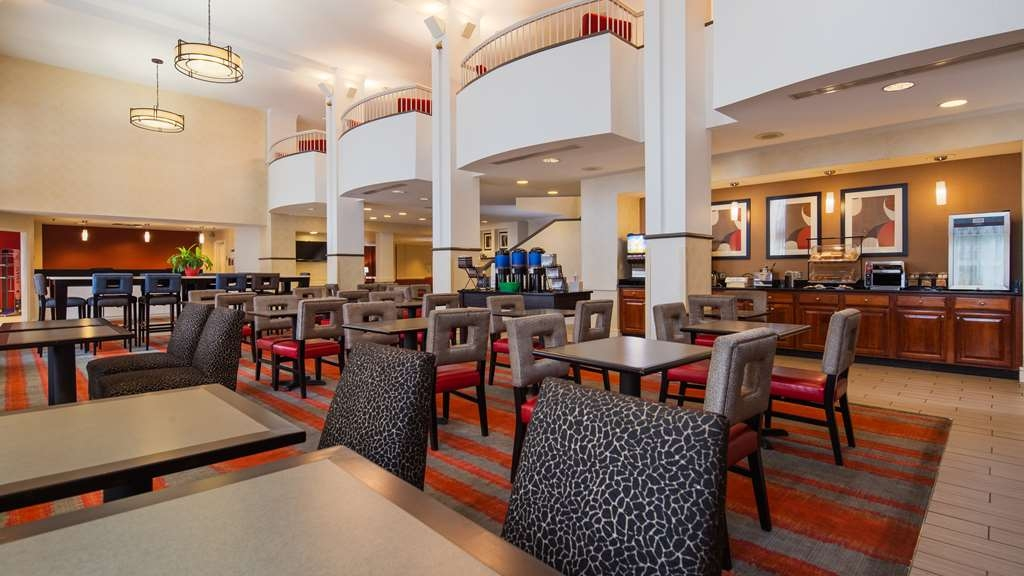 Best Western Plus BWI Airport North Inn & Suites - Ristorante / Strutture gastronomiche