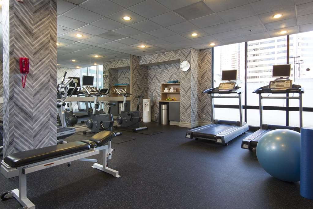 Brookshire Suites Inner Harbor, BW Premier Collection - Fitness Center