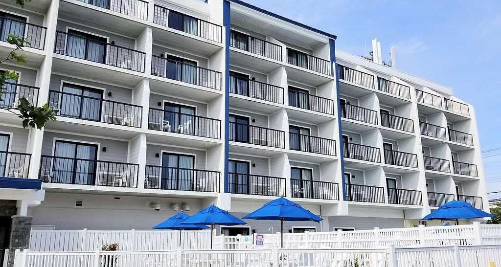 Best Western Plus Ocean City - Facciata dell'albergo