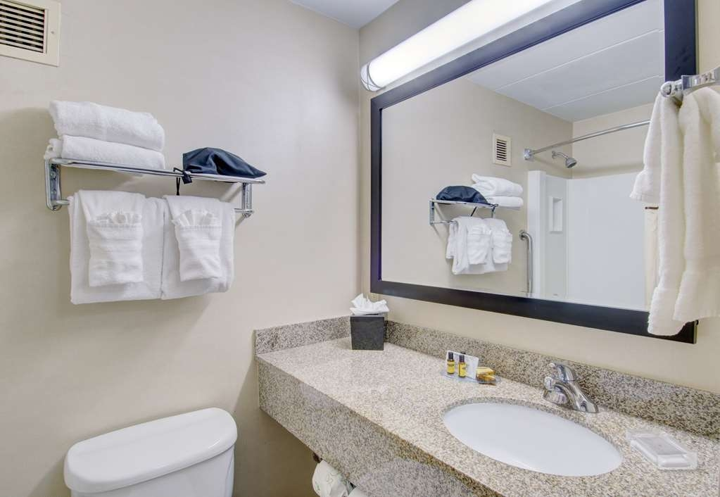 Best Western Plus Waltham Boston - Baño