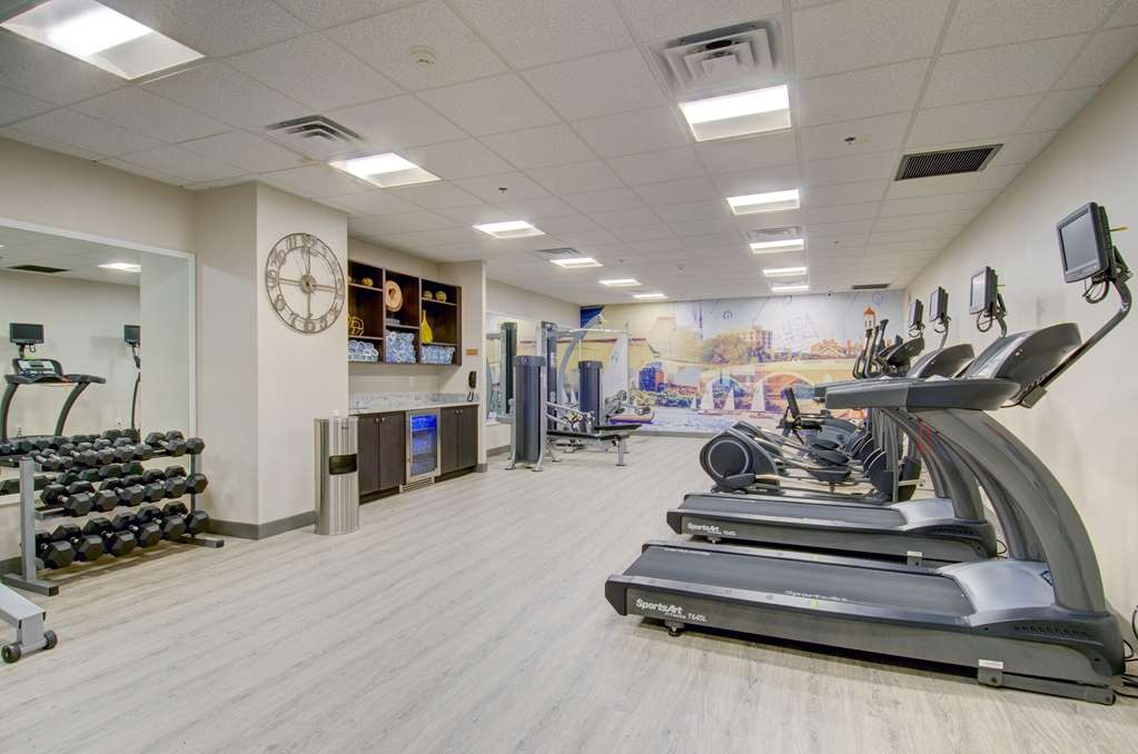 Best Western Plus Waltham Boston - Club de salud