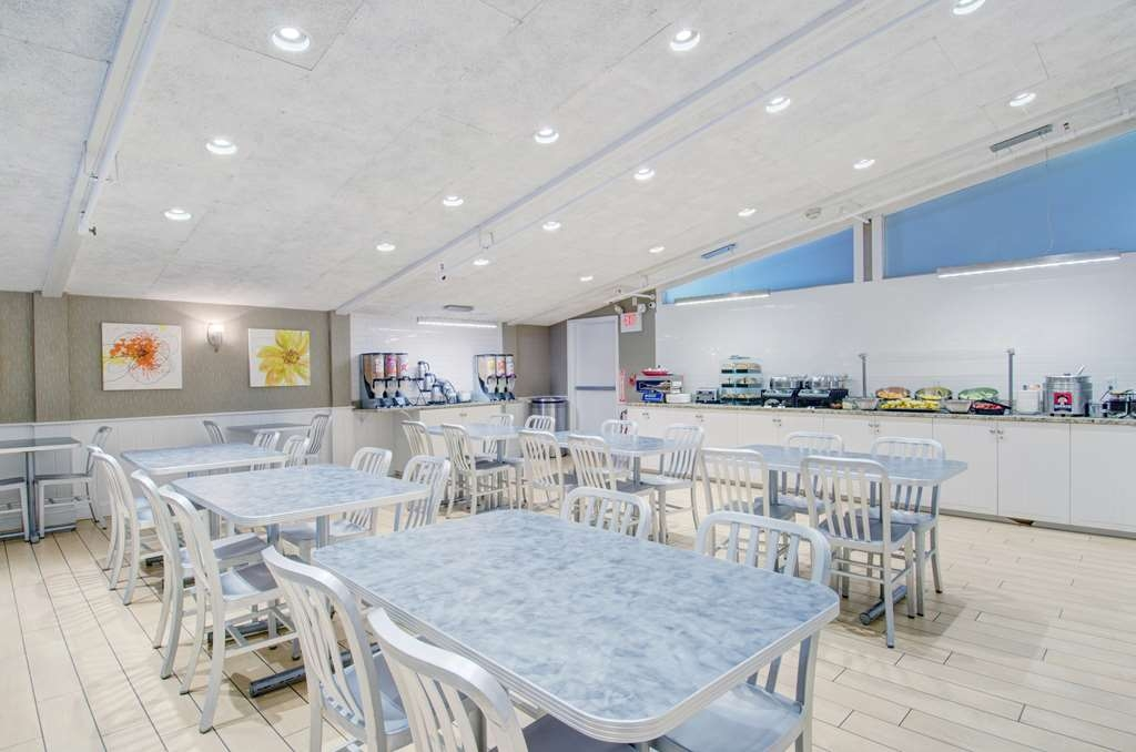 Best Western Plus Waltham Boston - Restaurante/Comedor