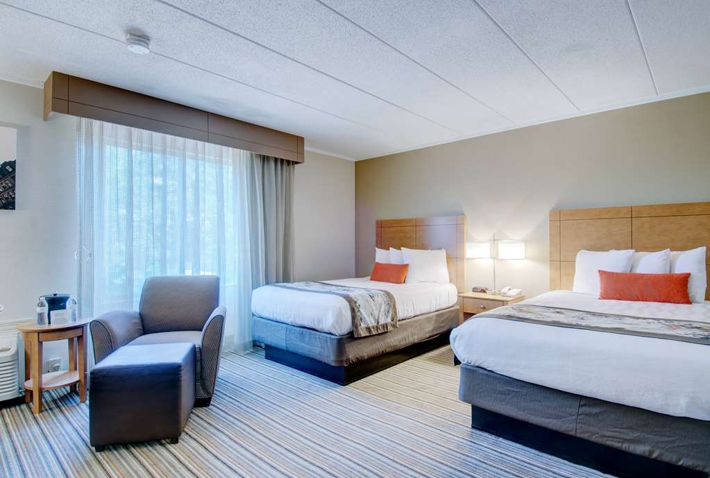 Best Western Plus Waltham Boston - Habitaciones/Alojamientos