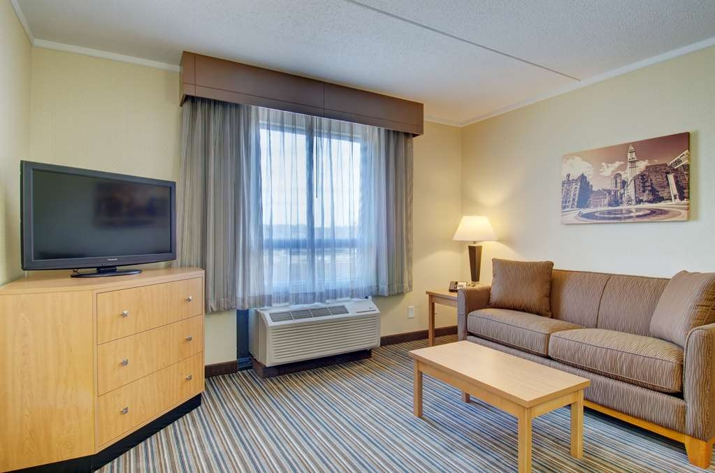 Best Western Royal Plaza Hotel & Trade Center - Suite