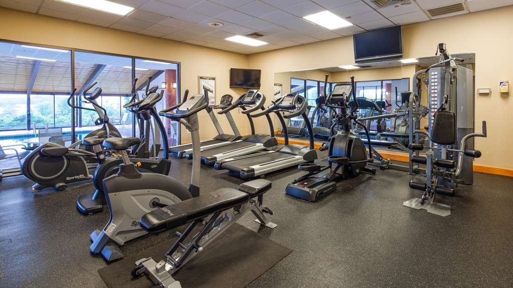 Best Western Royal Plaza Hotel & Trade Center - Club de remise en forme