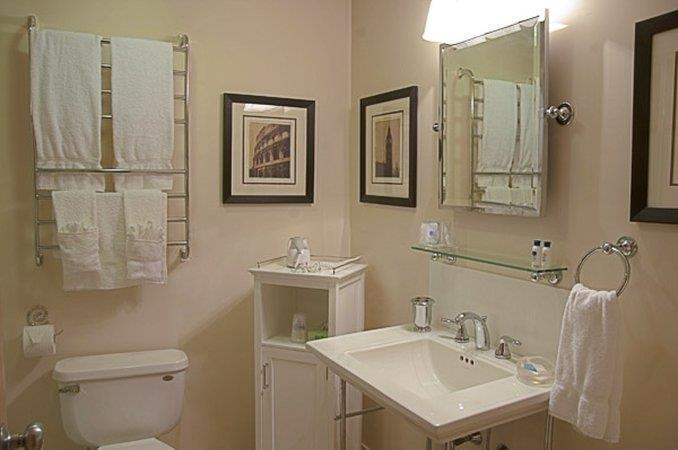 Best Western Merrimack Valley - executive suite bagno