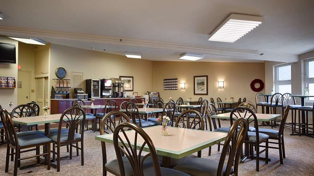Best Western at Historic Concord - Restaurant / Etablissement gastronomique