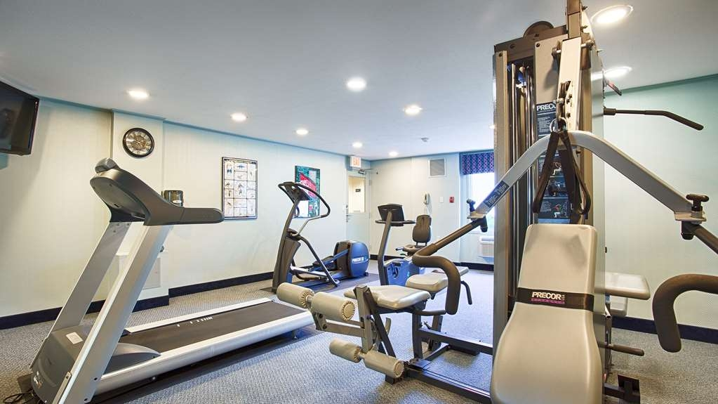 Best Western at Historic Concord - Club de remise en forme