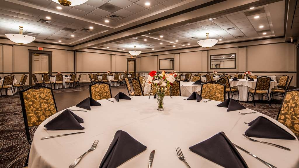 Best Western Adams Inn Quincy-Boston - Banquet Space