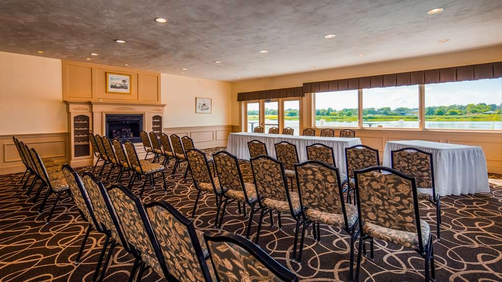 Best Western Adams Inn Quincy-Boston - Meeting Space