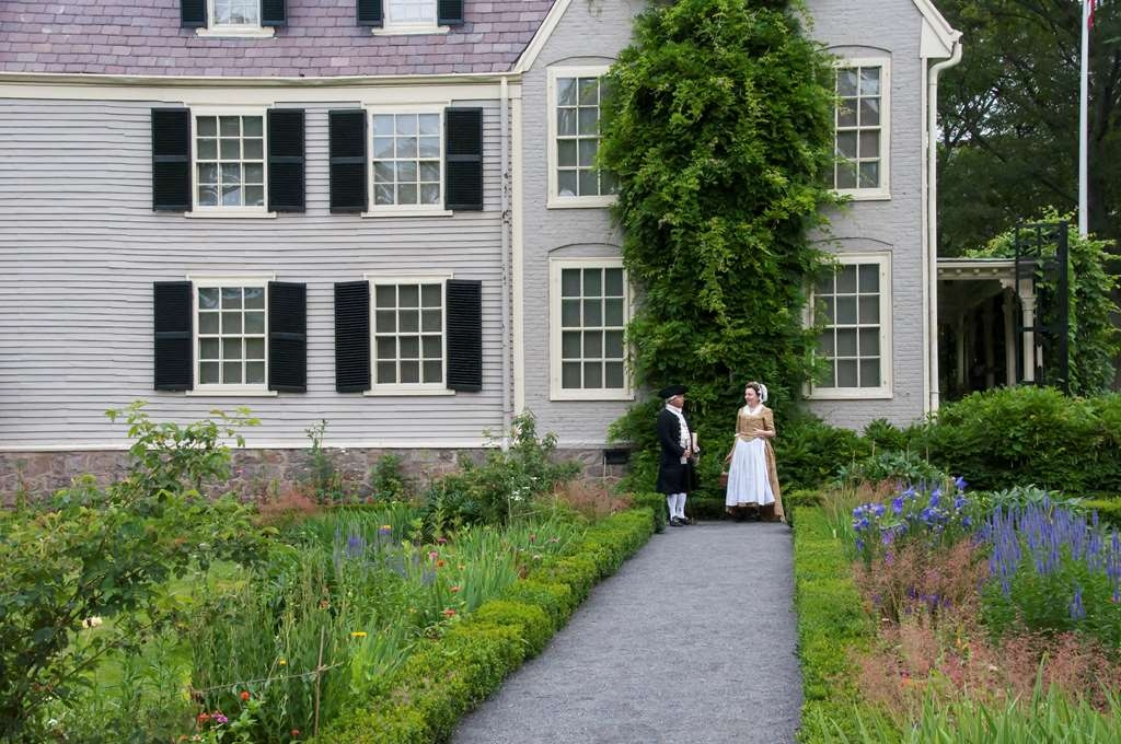 Best Western Adams Inn Quincy-Boston - John and Abigail Adams At Peacefield - Quincy, MA