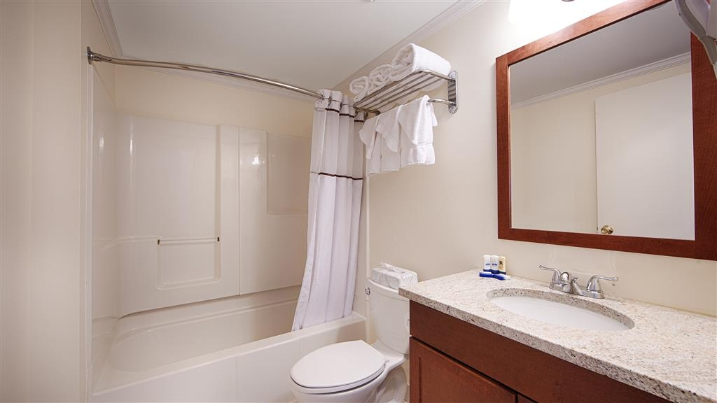 Best Western Adams Inn Quincy-Boston - Salle de bain