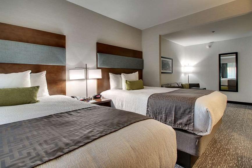 Hotel in Boston   Best Western Plus Boston Hotel
