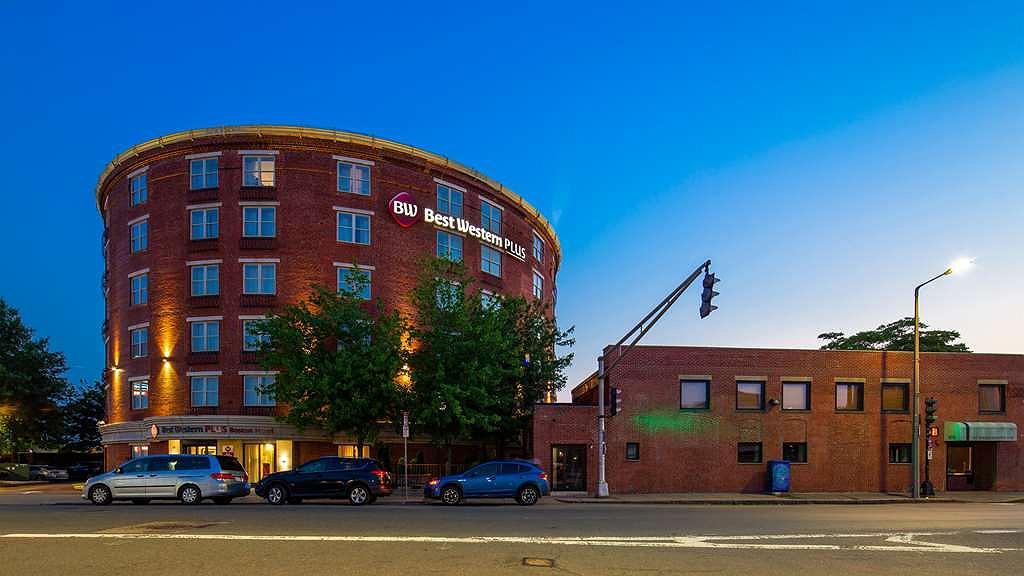 Best Western Plus Boston Hotel - Aussenansicht