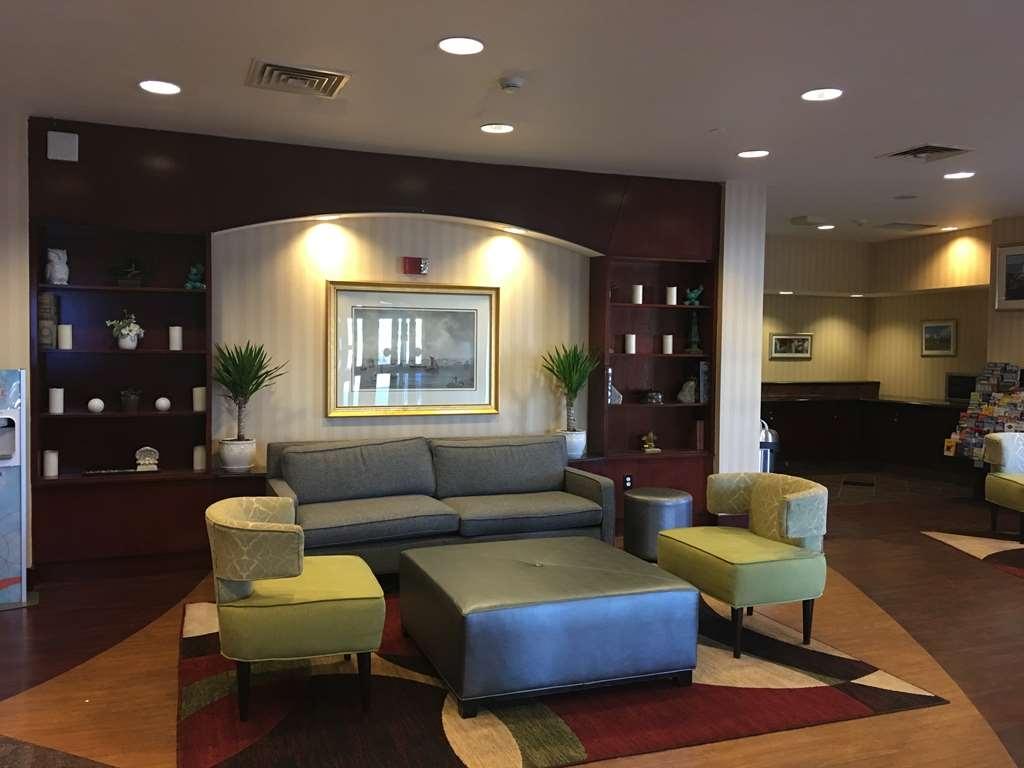 Best Western Plus Boston Hotel - Vue du lobby