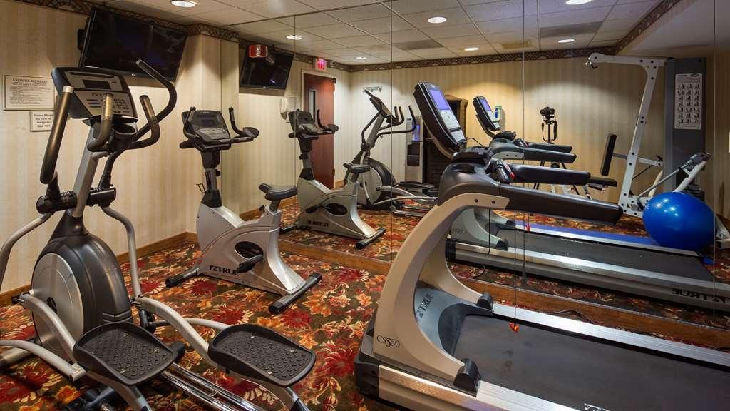 Best Western Plus Boston Hotel - Club de salud