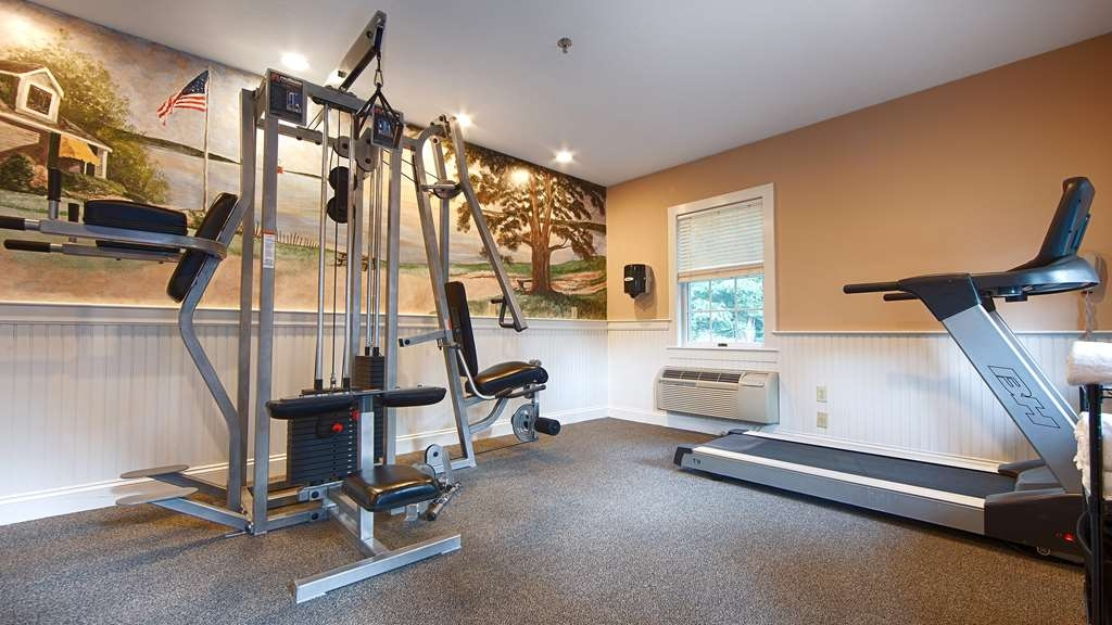 Best Western Plus Cold Spring - Our fitness center allows you to keep up with your home routine… even when you're not at home.