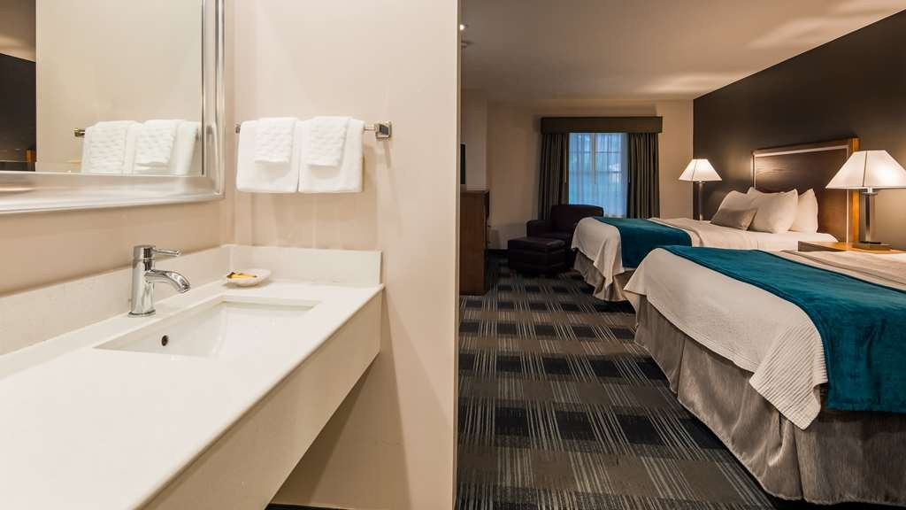 Best Western Plus Cold Spring - Double Guest Room