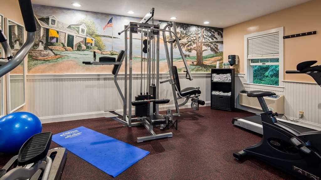 Best Western Plus Cold Spring - Fitness Center