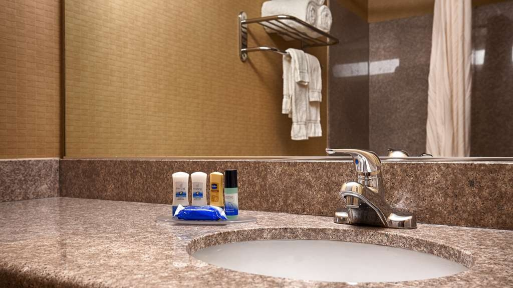Best Western Dartmouth Inn - Salle de bain