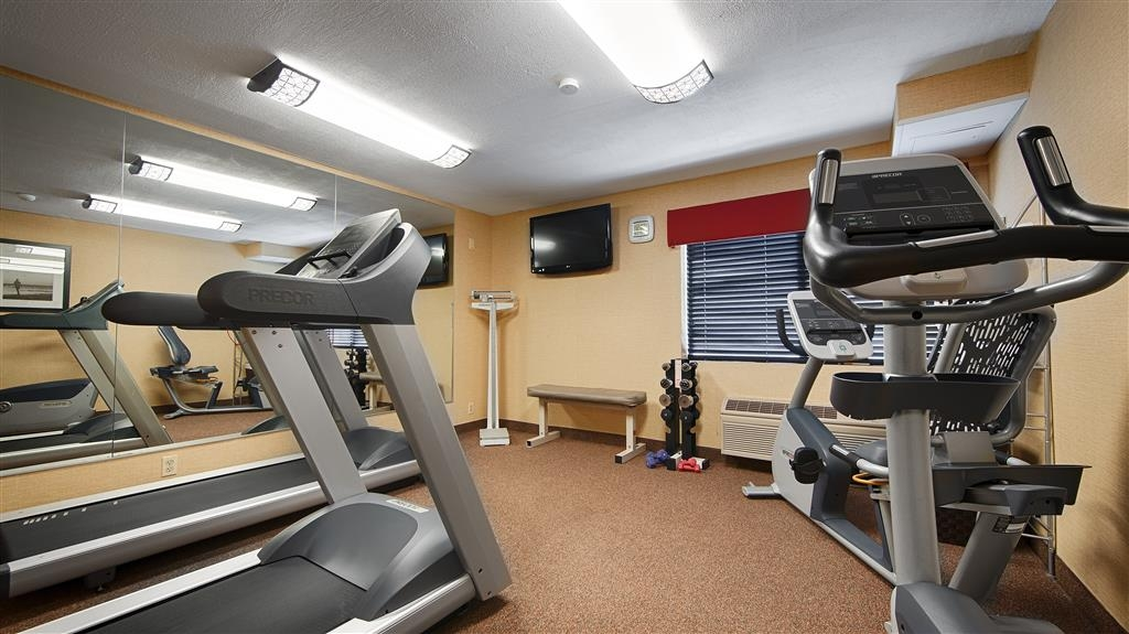 Best Western Rockland - exercise chambre