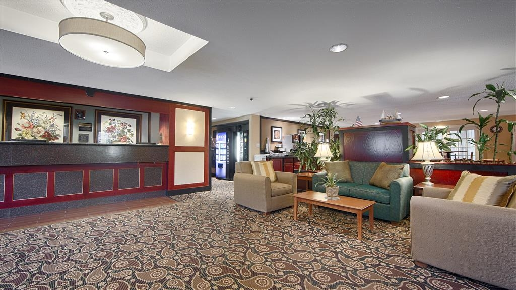 Best Western Rockland - Hall