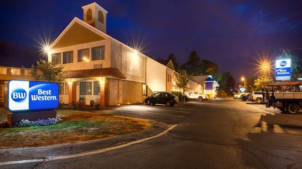 Best Western Rockland - When you come to BEST WESTERN Rockland, our front desk staff will guide you throughout our city.