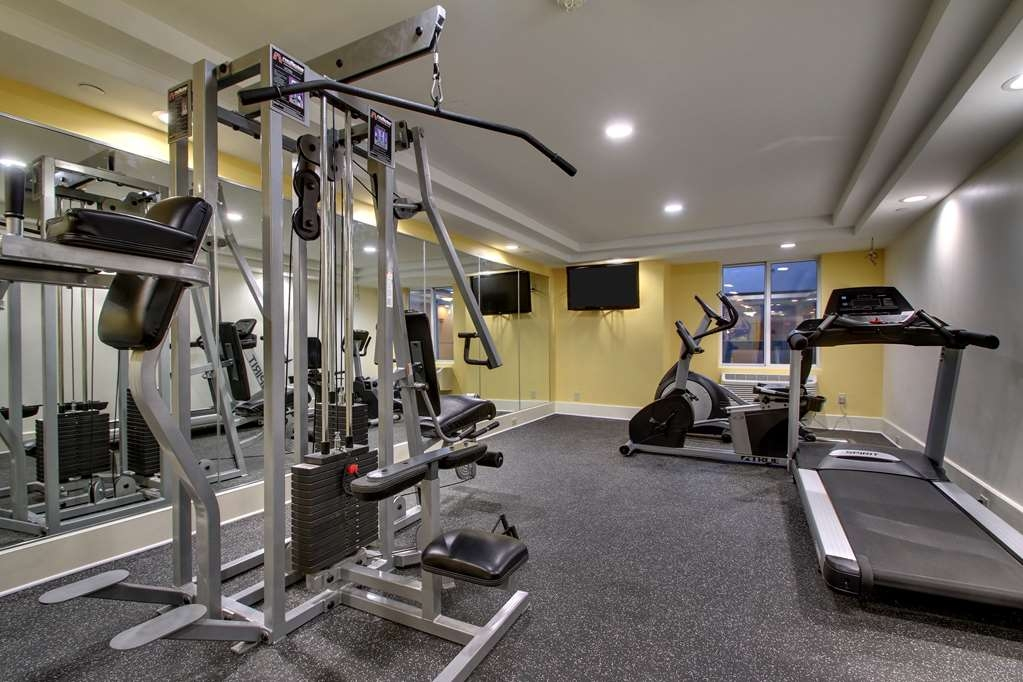 Best Western Plus New Englander - Fitnessstudio