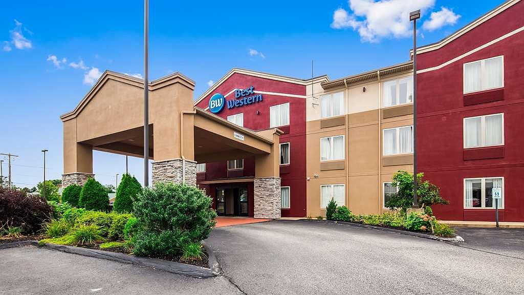 Best Western Providence-Seekonk Inn - Vista exterior