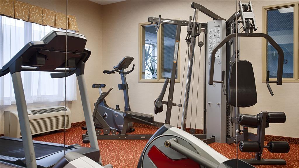 Best Western Providence-Seekonk Inn - Centro benessere