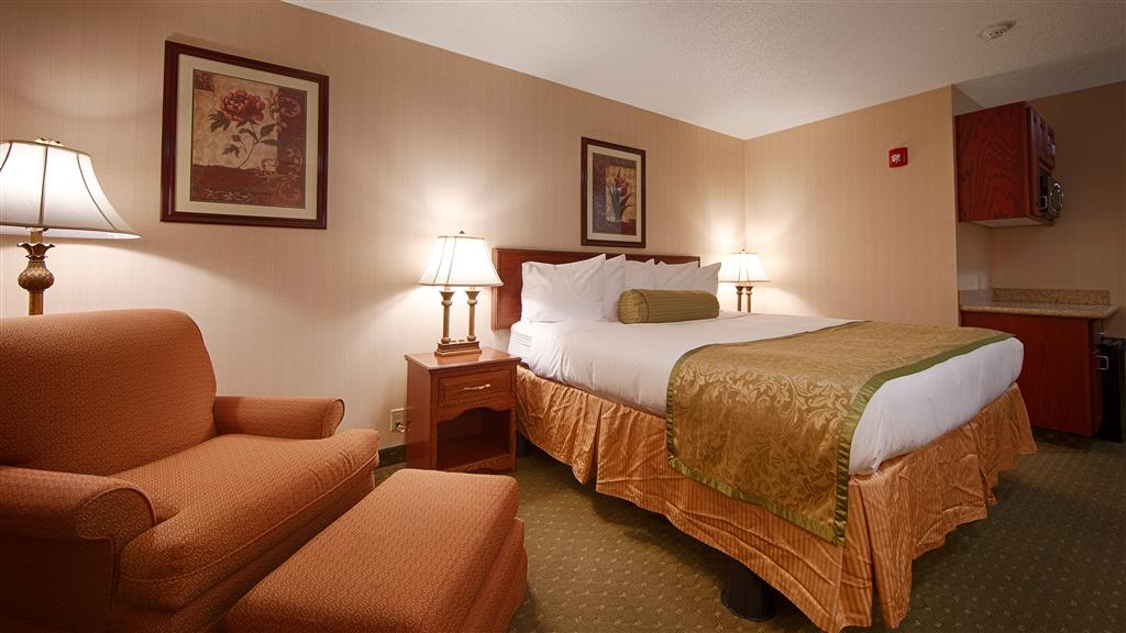 Best Western Providence-Seekonk Inn - Camere / sistemazione