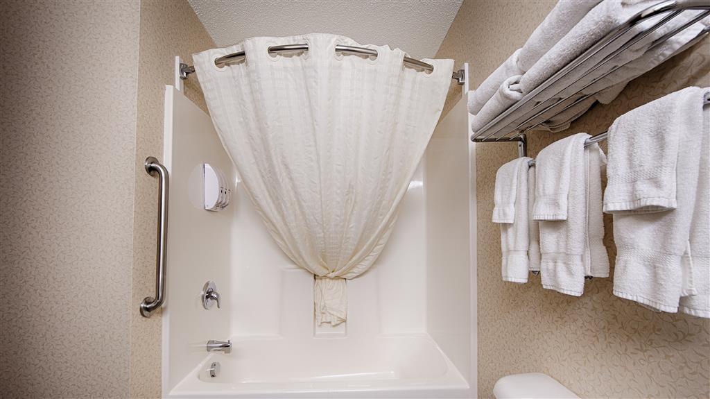 Best Western Providence-Seekonk Inn - Salle de bain